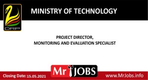 Ministry of Technology Vacancy 2021