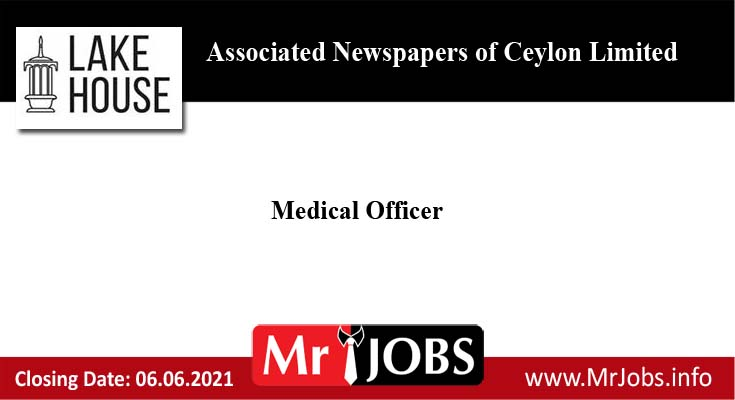 Associated-Newspapers of Ceylon Ltd Vacancies
