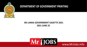 Gazette 2021 June 25