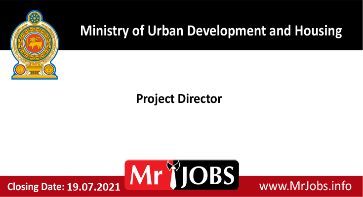 Ministry of Urban Development and Housing Vacancies
