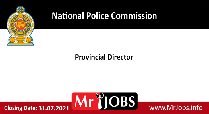 National Police Commission Vacancies