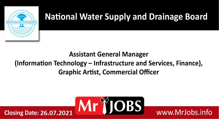 National Water Supply and Drainage Board Vacancies