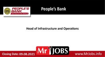 People's Bank Vacanciess