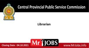 Central Provincial Public Service Commission Vacancies