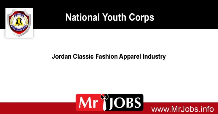 National Youth Corps (NYC) Vacancy