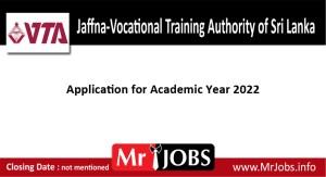 jaffna vta new admission 2022