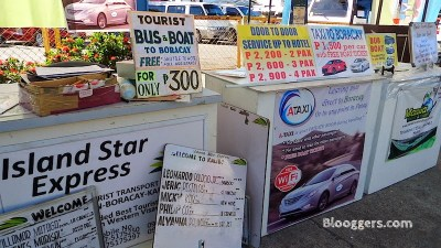 Contact Travel Agent Di Boracay Island