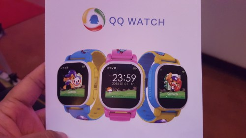 jam smartwatch qq watch