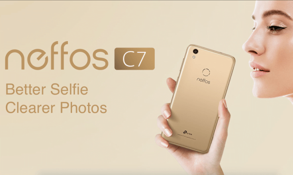 unboxing smartphone neffos c7 malaysia