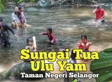 hutan lipur sungai tua ulu yam