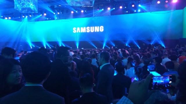 Samsung Unpacked Galaxy A9