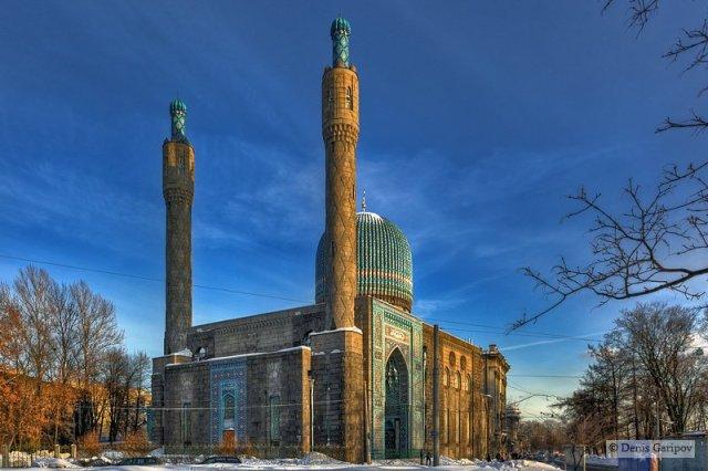 masjid terkenal di russia