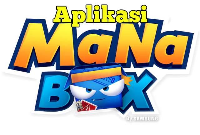 Download Permainan Aplikasi Samsung ManaBox