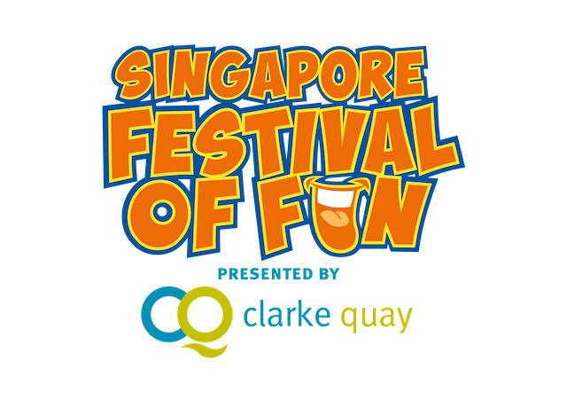 Singapore Festival of Fun Clarke Quay