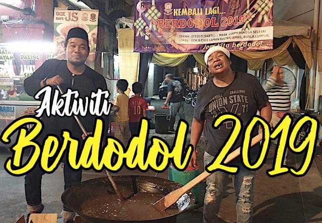 Berdodol 2019 Di GCK JS Cafe Kuala Lumpur 02 copy