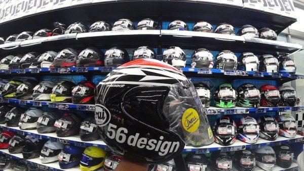 Beli Helmet Di Luar Negara Bawa Balik Kena Rampas Kastam 3