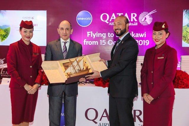 Laluan Baru Penerbangan Qatar Airways Ke Langkawi 01