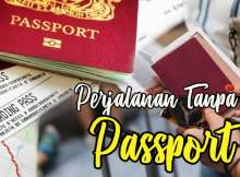 perjalanan tanpa passport copy