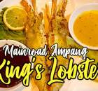 Food Review Kings Lobster Mainroad Ampang 01 copy