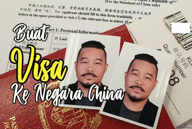cara buat visa ke negara China 02