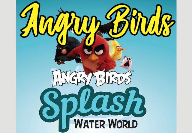 Angry Birds Splash Water World copy