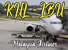 Pengalaman Terbang Dengan Malaysia Airlines KLIA Labuan 02 copy