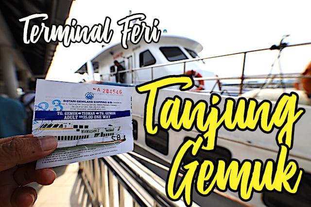 Terminal Feri Tanjung Gemuk Pulau Tioman 06 copy