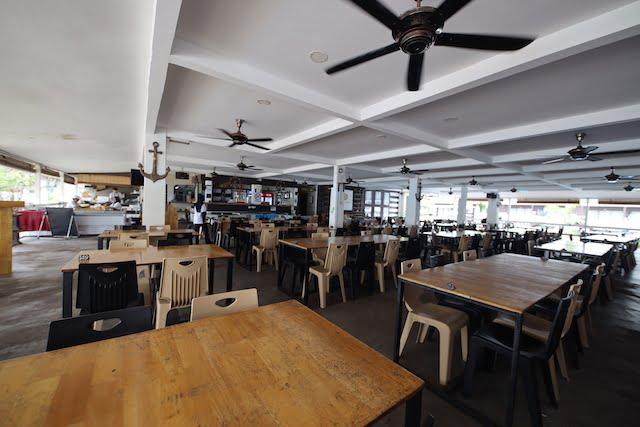 hotel review the barat tioman kampung juara 09