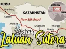 Sejarah Laluan Sutera Yang Hebat Kazakhstan Hingga Tahun 1453 A.D. copy