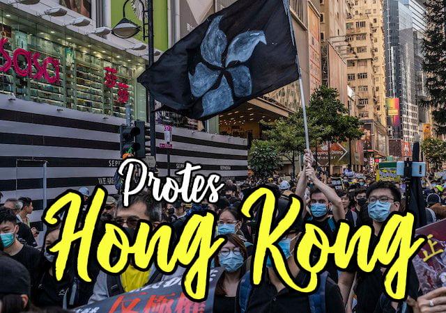 Terkini Keadaan Protes Di Hong Kong copy