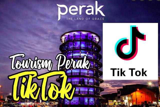 Tourism-Perak-Guna-TikTok-Promosi-Sektor-Pelancongan