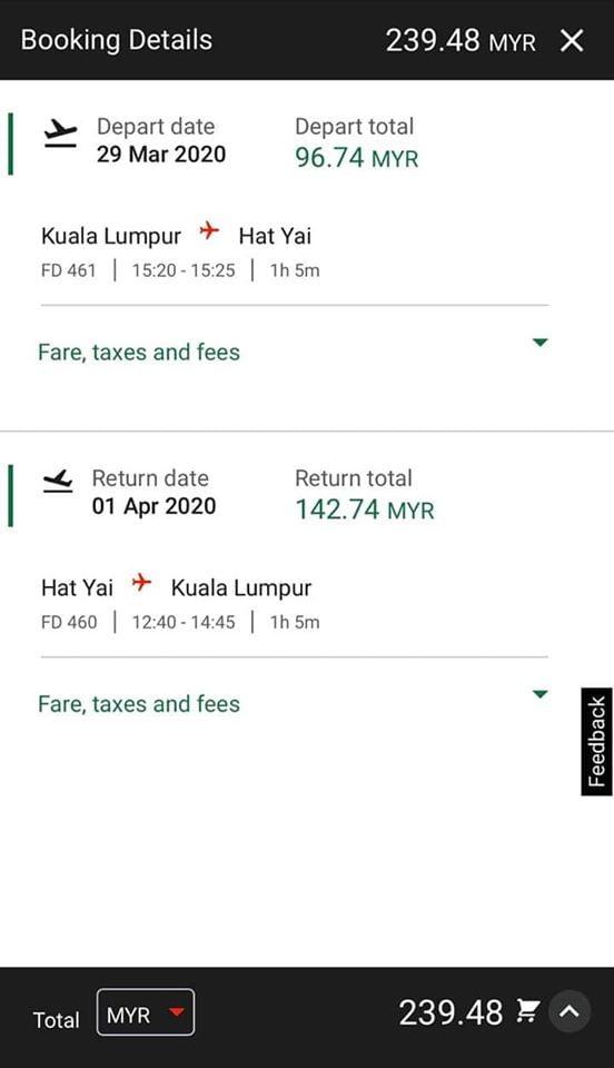 Promosi Tiket Murah AirAsia Diskaun 30 Peratus 03