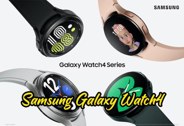 Samsung Unpacked 2021 Galaxy Watch4 01