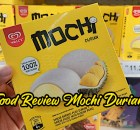review mochi durian wall's