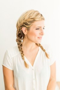 Mr. Kate - DIY Beauty | French Braid Pigtails