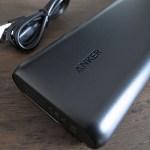 Anker PowerCore 20100 超大容量 モバイルバッテリー
