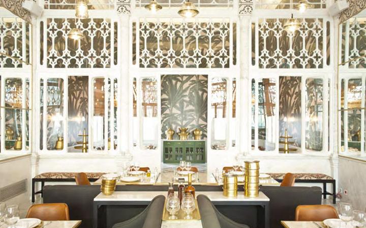 Liza Restaurant  MRK Coolhunting