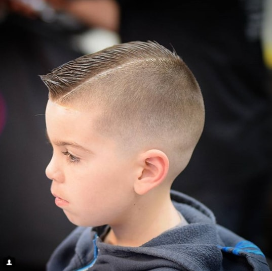 Long Hairstyles For Little Boy Inspirational 50 Best Boys Your Kid 2018