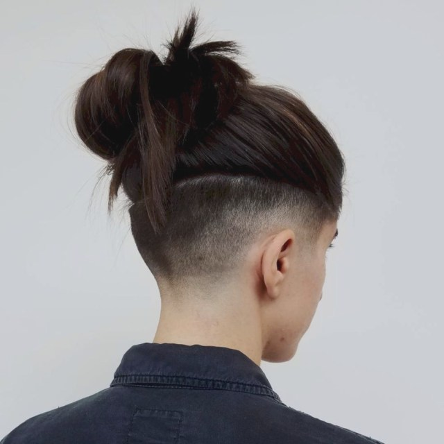 undercut hairstyle girls decorate ideas excellent on home