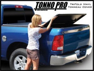 Tonno Pro Tri Fold Tonneau Cover
