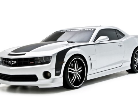 This is a 3dcarbon Camaro BodyKit
