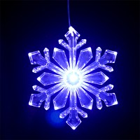 Large Lighted Snowflakes Outdoor - Outdoor Lighting Ideas
