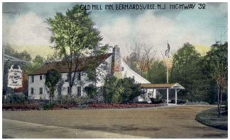 The Grain House c.1930s Note the card stating the location as Bernardsville and on Highway 32. Bernardsville is incorrect, but Route 202 was once Route 32. Credit: The Historical Society of the Somerset Hills Postcard Collection