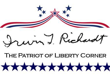 Irwin Richardt - The Patriot of Liberty Corner - Mr. Local History