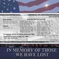 Remembering those we lost in our community on 911