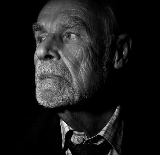 Alistair Thain Styled Portrait