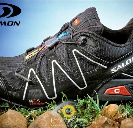 Saloman Boots