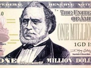 Million Dollar Bill - Brigham