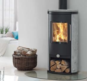 Céramique pour cheminées