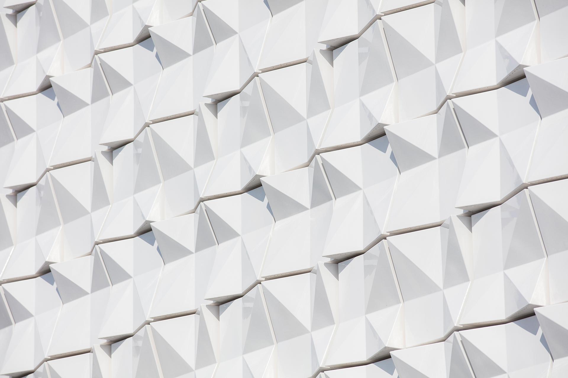 Ceramic Roof & Facade